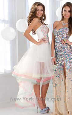 Super frilly/girly dress. seriously reminds me of a cupcake! Love it so much!