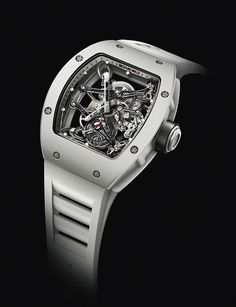 The Bubba Watson Golf Watch... most of us can't afford it, but if you buy the watch designer's coffee table book, people might think you can. http://www.amazon.com/gp/product/2702207626/ref=as_li_ss_tl?ie=UTF8=pin-golf-20=as2=1789=390957=2702207626