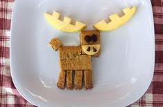 M Moose or add a red nose and R reindeer!