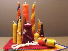 images of candlemaking | Candle Making Kit - Honeypotts