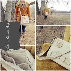 Ellison Camera Bag::Jeanne Oliver Designs