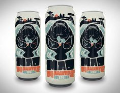 graphic design, mad manate, kendrickkidd5gif 539430, beer, design graphic, kendrick kidd, packag design, manatees, drinks