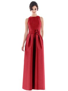 #Fall #winter #bridesmaid dress - Alfred Sung Style D479: The Dessy Group