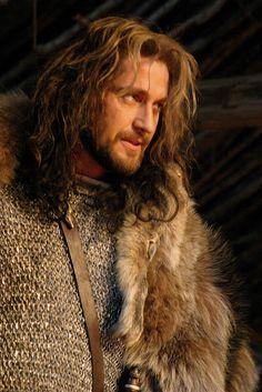 Beowulf (Gerrad Butler).