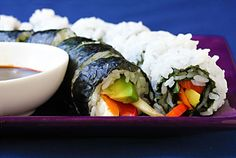 How To Make Sushi (At Home!)