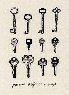 key imprint