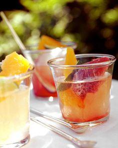 Summertime Super Drinks