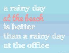 Stay on the beach!