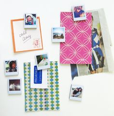 Make some mini magnets. | 21 Ways To Bring Your Instagram Photos To Life