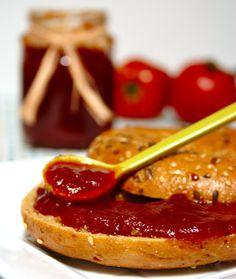Cinco Quartos de Laranja: Doce de tomate e as memórias das tardes de Verão