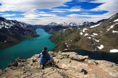 Lord of the Rings might have been filmed in New Zealand, but Norway was surely a strong contender. Jotunheimen, the highest mountain area in Scandinavia, offers endless options for the strong of thigh. The ride is a steep climb but crystal views of still mountain lakes along the way make it worthwhile. If you prefer fewer hills, try the Sognefjord Cycle Route between the towns of Borluag and Turtago: it combines mountains and fjords without causing your muscles to cannibalise themselves.