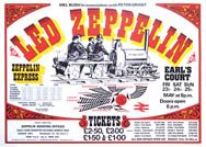 LED ZEPPELIN - EARLS COURT, May 1975
