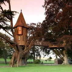 Another cool treehouse