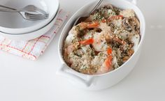 Epicure's Paris Bistro Seafood Casserole