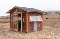 A Place to Grow- Recycled Greenhouses stick, greenhouses, place, recycl greenhous, garden