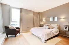 Master Bedroom in SW1E