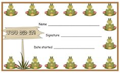 photo of Punch or Stamp Cards, Free, PDF, class management, Ruth S. TeachersPayTeachers.com