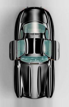 Mercedes 300SL Panamericana