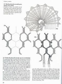 Lecciones Técnicas de Encaje de Bolillos - Fuen - Веб-альбомы Picasa
