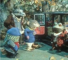 The Wind in the Willows 1980s tv series.