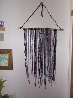Yarn Art Wall Hangin