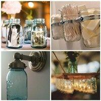 repurposing mason jars erica_boylen