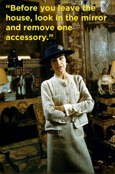 closet classic, fashion advice, coco chanel, chanel quot, corsets, 15 coco, fashion accessories quotes, fashion statements, style fashion