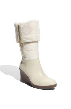 UGG Australia 'Leona' Wedge Boot - $224.95