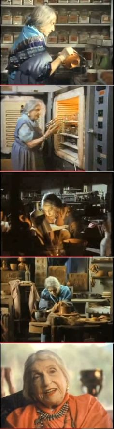 beatrice wood video . http://youtube.com/watch?v=Yxv8k6g3i-A