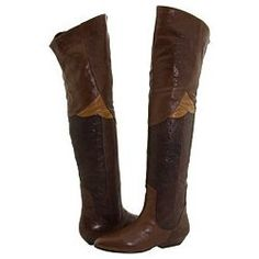 Lucky Brand Gwen over the knee boots