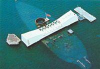 USS Missouri, Arizona Memorial, Pearl Harbor