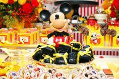 festa infantil tema mickey4