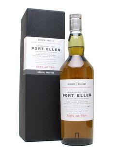 Port Ellen 1979 / 28 Year Old / 7th Release (2007)
