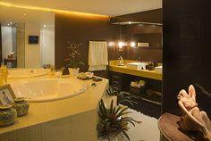 Banheiro de Luxo