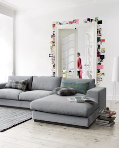 christmas cards, the doors, door frame ideas, living rooms, couch