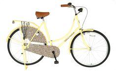 """Hollandia City Leopard 28"""" Women's Cruiser Bike"""