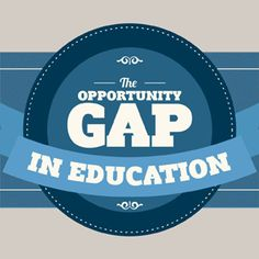The Opportunity Gap in Education based on advance course offerings.