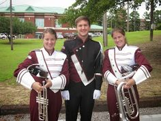 If your child wants to join band one day, I strongly encourage you to let them! They'll learn discipline and determination, they'll build lifelong quality friendships, and they may even get some college paid for, too! Take it from someone who is going on 11 years of amazing experiences.  Band is awesome!