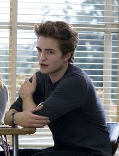 This will always be it...When Robert was still a bit of a mysterious, hot, new actor...