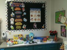 Classroom Science Counter