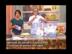 RETROSPECTIVA TVTOPTHERM -- MOUSSE DE IOGURTE E TANGERINA -- 14/06/13