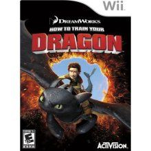 Wii How to Train Your Dragon (Micah)