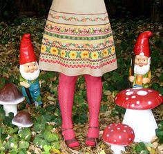 Fashion gnomes!
