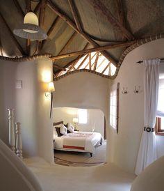 Olarro Lodge - Maasai Mara, Kenya Kenya. http://www.travelandtransitions.com/destinations/destination-advice/africa/