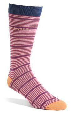 Ted Baker London Stripe Socks available at #Nordstrom