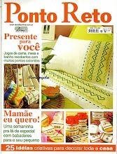 Revista de Ponto reto 8