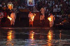 Ganga Arati : Haridwar