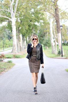 The Perfect Blazer for Fall | District Sparkle | @JonesNewYork