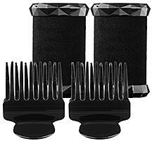6. T3 Voluminous Hot Rolers    Price: $20.00/set (2 pieces) at sephora.com  (Part of 7 great hair gadgets blog)