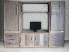 steigerhouten tv kast more steigerhouten meubels steigerhouten ...